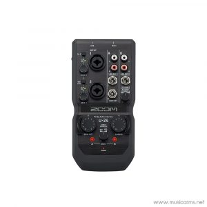 Face cover Zoom-U-24-Audio-Interface