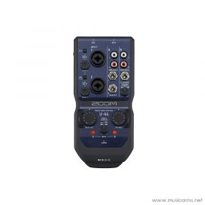 Face cover Zoom-U-44-Audio-Interface
