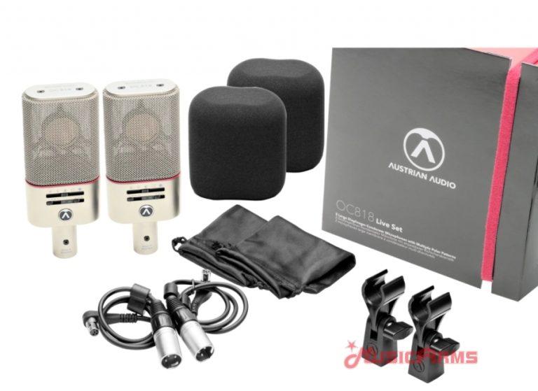 OC818 Live Set-ast-audio-Set ขายราคาพิเศษ