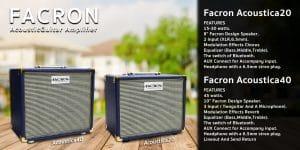 Facron FAC20 Acoustica20