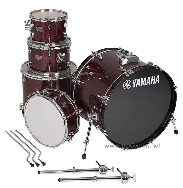 Yamaha-Rydeen-burgundy ขายราคาพิเศษ