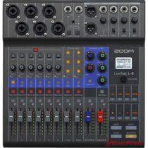 Zoom LiveTrak L-8-01