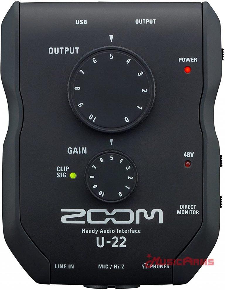 Zoom U-22-01 ขายราคาพิเศษ