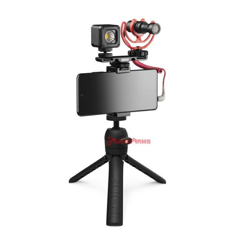 Vlogger Kit for Mobile phones with 3.5mm compatibility ขายราคาพิเศษ