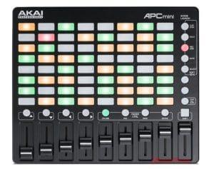 Akai-APC-MINI