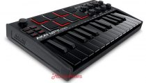 Akai-MPK-mini-mk3-Balck-8knobs