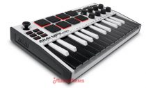Akai-MPK-mini-white-