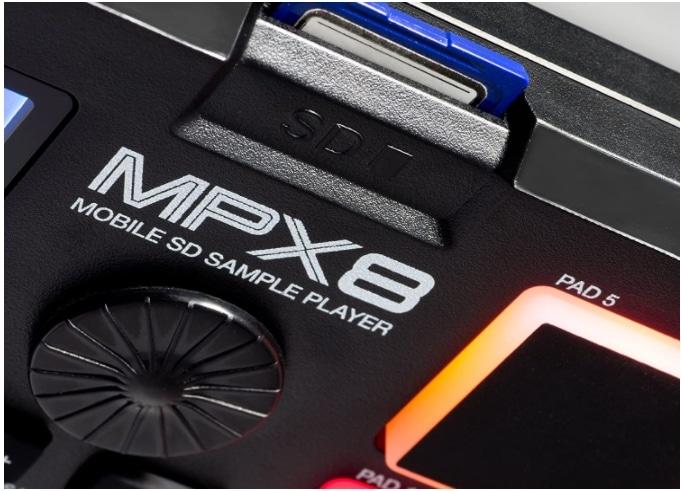 Akai-MPX8-mobile-sd-sample ขายราคาพิเศษ