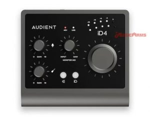 Audient iD4 MKII full fornt
