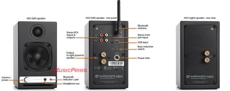 Audioengine-HD3-Wireless ขายราคาพิเศษ