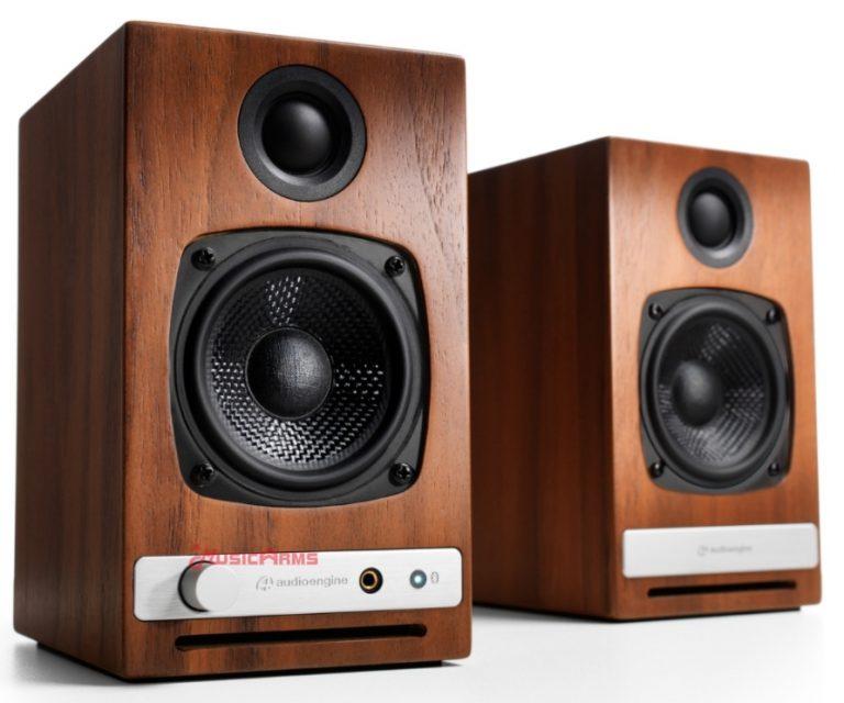 Audioengine-HD3-Wireless-walnut ขายราคาพิเศษ