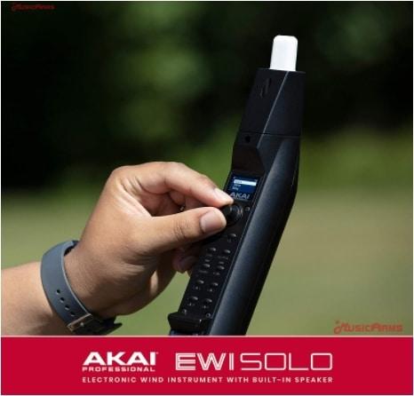 Akai-EWI-solo-wind-instrument ขายราคาพิเศษ