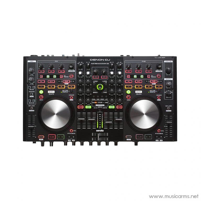 Face cover DENON-DJ-MC6000MK2 ขายราคาพิเศษ