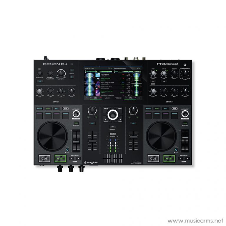 Face cover DENON-DJ-PRIME-GO ขายราคาพิเศษ