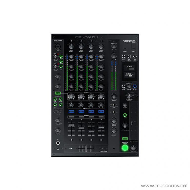 Face cover DENON-DJ-X1800 ขายราคาพิเศษ