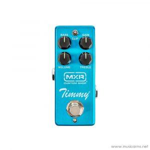 Face cover Jim-Dunlop-MXR-CSP027-Timmy-Overdrive