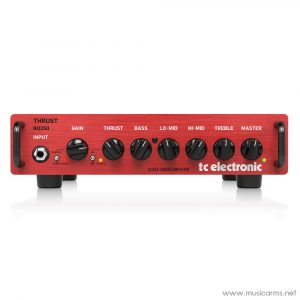 Face cover TC Electronic BQ250 Bass Head Amplifier
