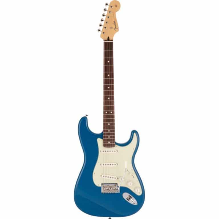 Fender Hybrid II Stratocaster Blue ขายราคาพิเศษ