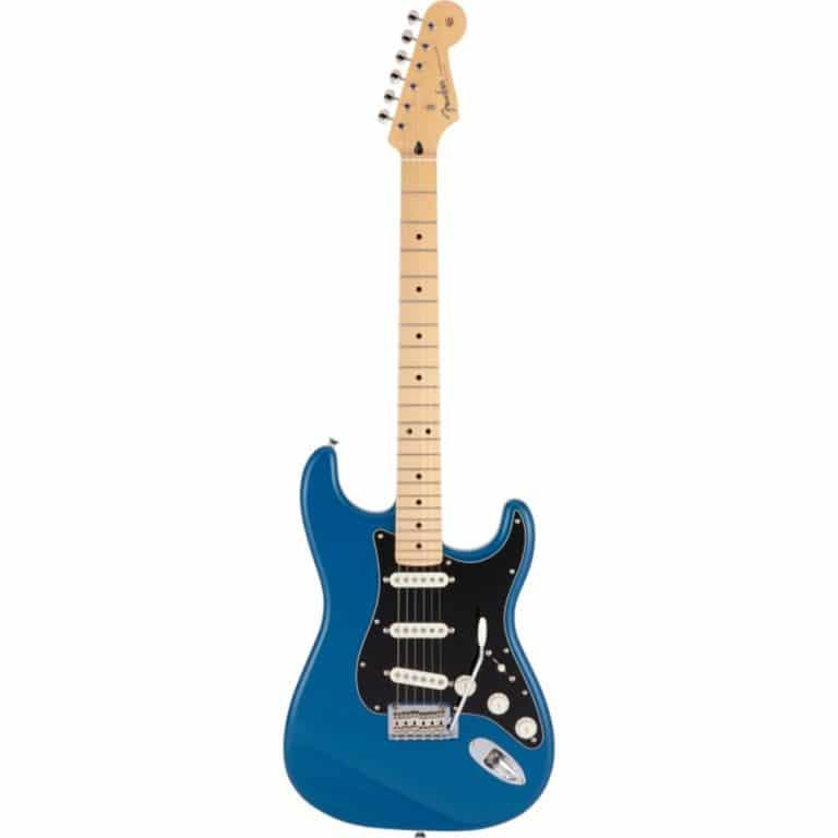 Fender Hybrid II Stratocaster Blue MN ขายราคาพิเศษ