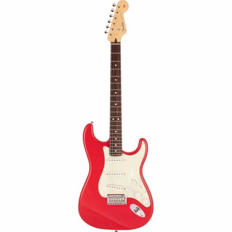 Fender Hybrid II Stratocaster Red ขายราคาพิเศษ