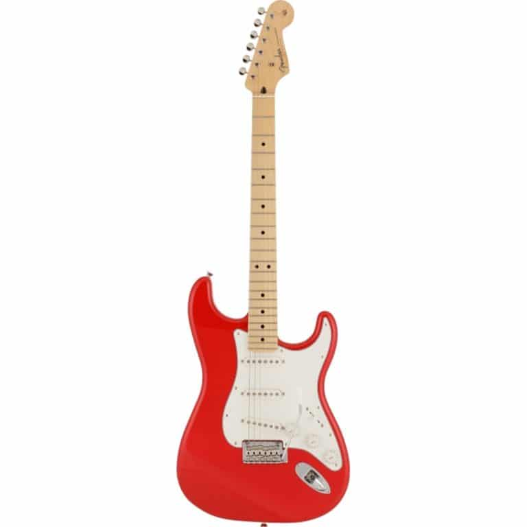 Fender Hybrid II Stratocaster Red MN ขายราคาพิเศษ