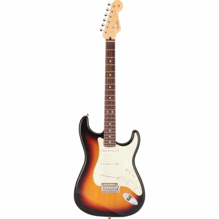 Fender Hybrid II Stratocaster Sunburst ขายราคาพิเศษ