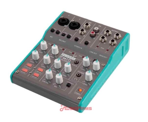 Flamma-FM10-Digital-Mixer-with-DSP-side ขายราคาพิเศษ
