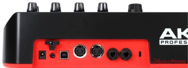 Midi Controller AKAI-back ขายราคาพิเศษ