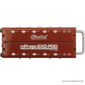 Radial Exo-Pod-01
