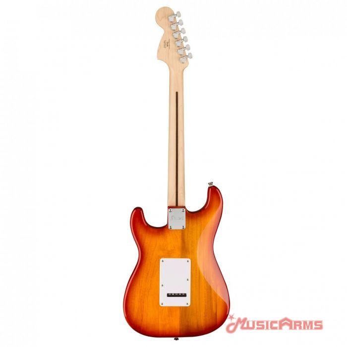 Squier Affinity Stratocaster FMT HSS MN Full Body Back ขายราคาพิเศษ