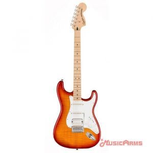 Squier Affinity Stratocaster FMT HSS MN Full Body Front