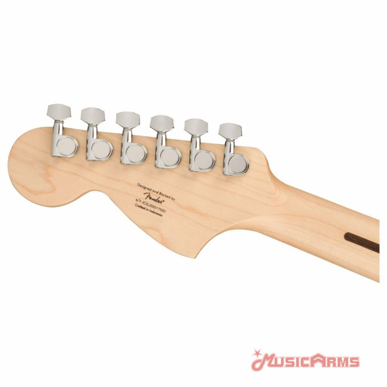 Squier Affinity Stratocaster FMT HSS MN Head Stock Back ขายราคาพิเศษ
