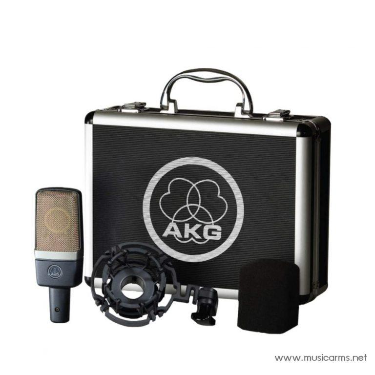 AKG-C214-Box-SET ขายราคาพิเศษ