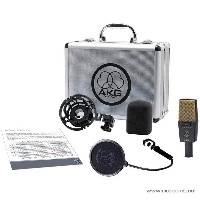 AKG-C414-XL-II-SET ขายราคาพิเศษ