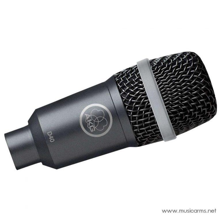 AKG-D40-microphone ขายราคาพิเศษ