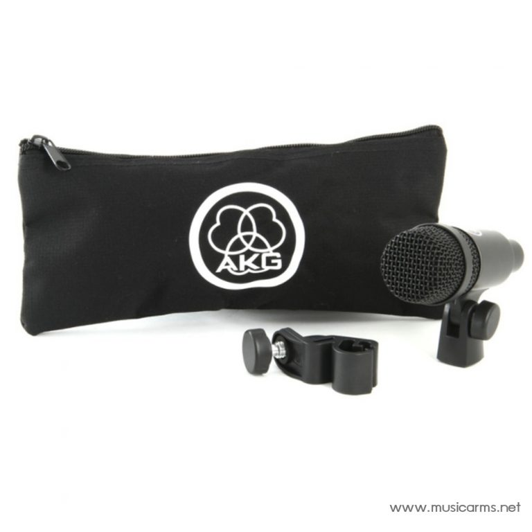 AKG-P4-instrument-mic-SET ขายราคาพิเศษ