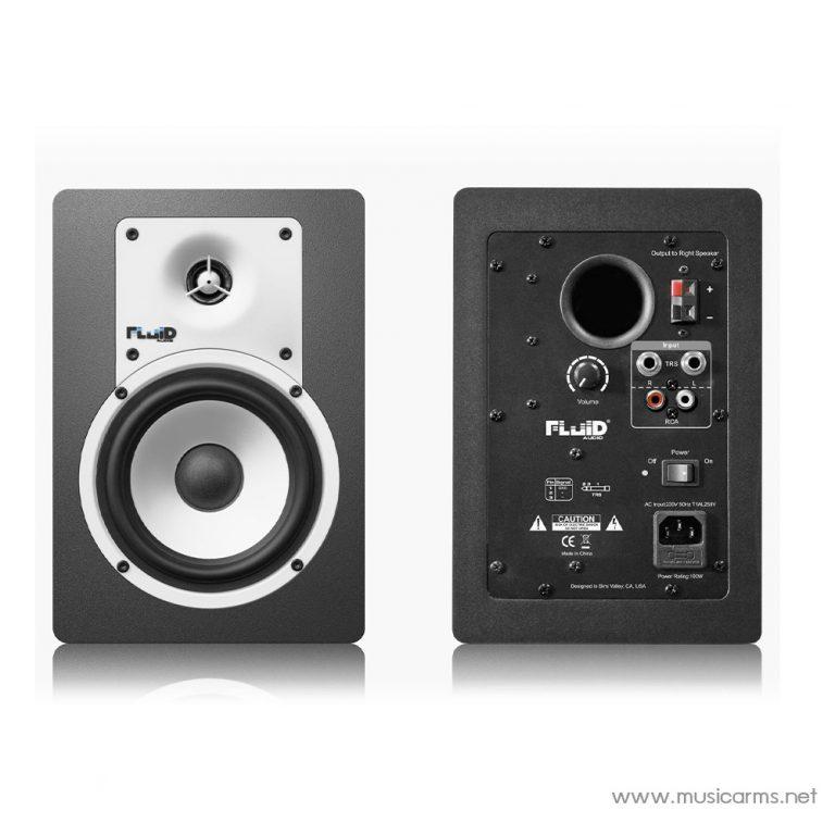 Cover_fluid-audio_c5_speaker-BK ขายราคาพิเศษ