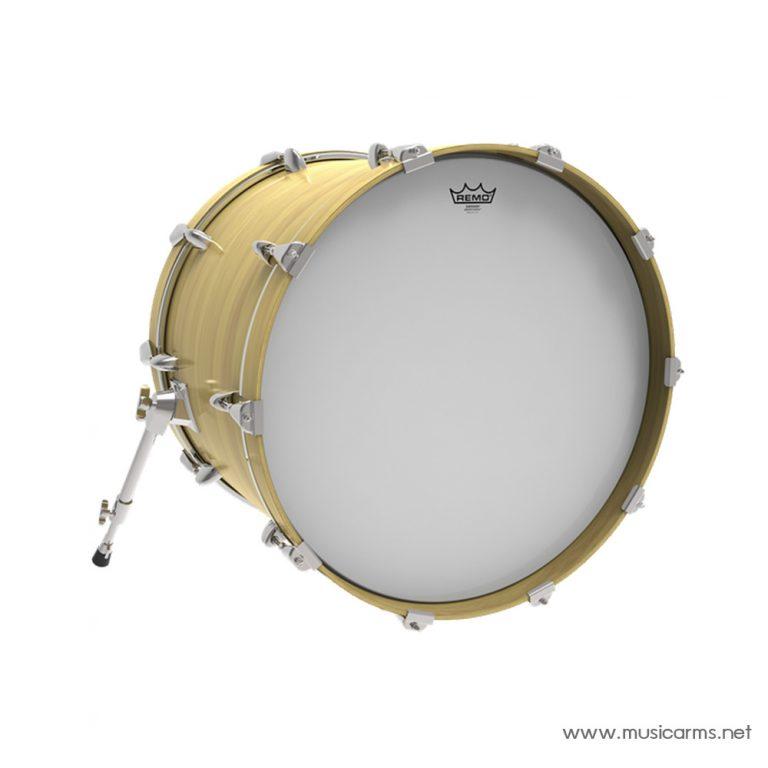 Remo Emperor Smooth White-for-bass-drum ขายราคาพิเศษ