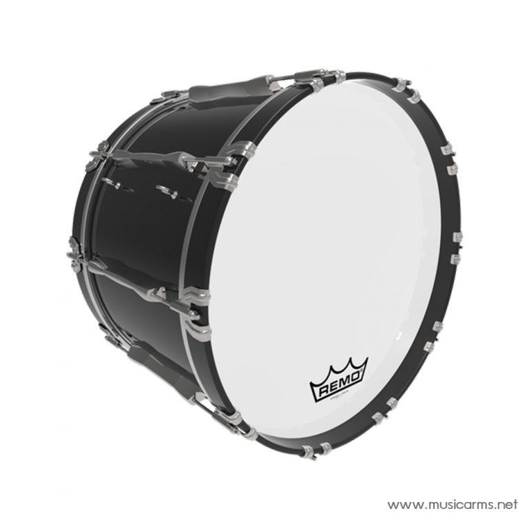Remo Powermax 2 Ultrawhite-for-bass-drum ขายราคาพิเศษ