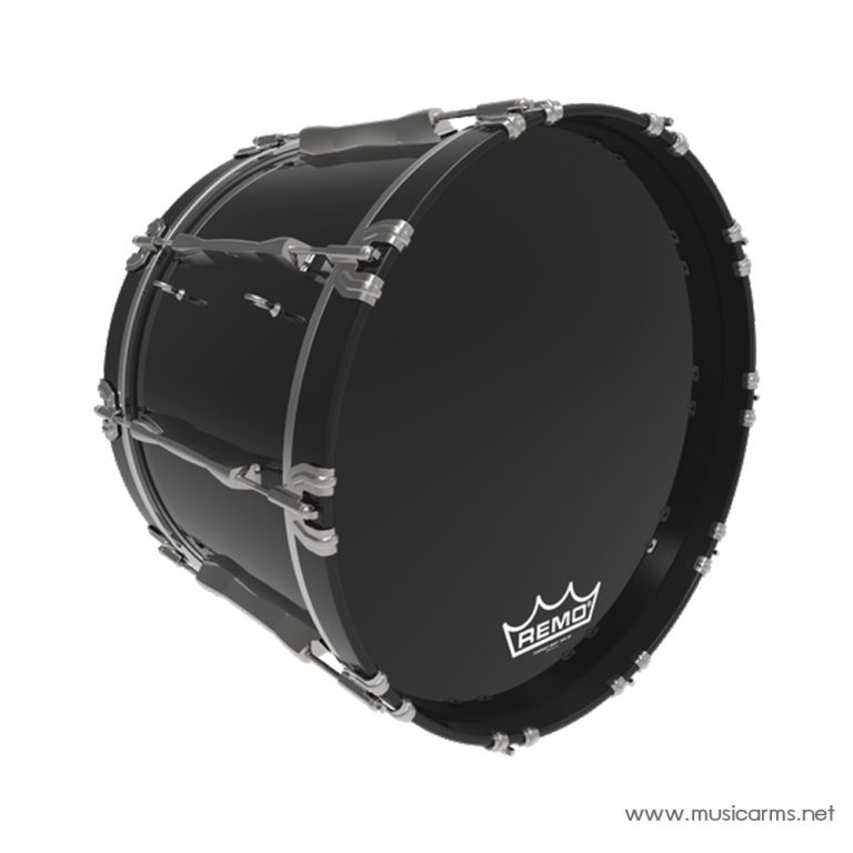 Remo Powermax Ebony-for-bass-drum ขายราคาพิเศษ