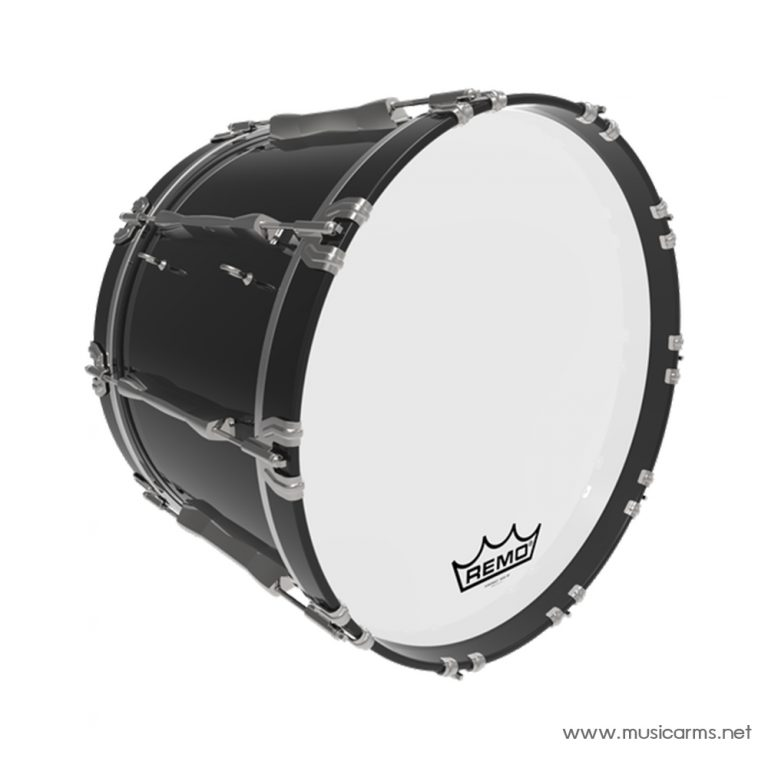 Remo-Powermax-Ultrawhite-For-bass-drum ขายราคาพิเศษ