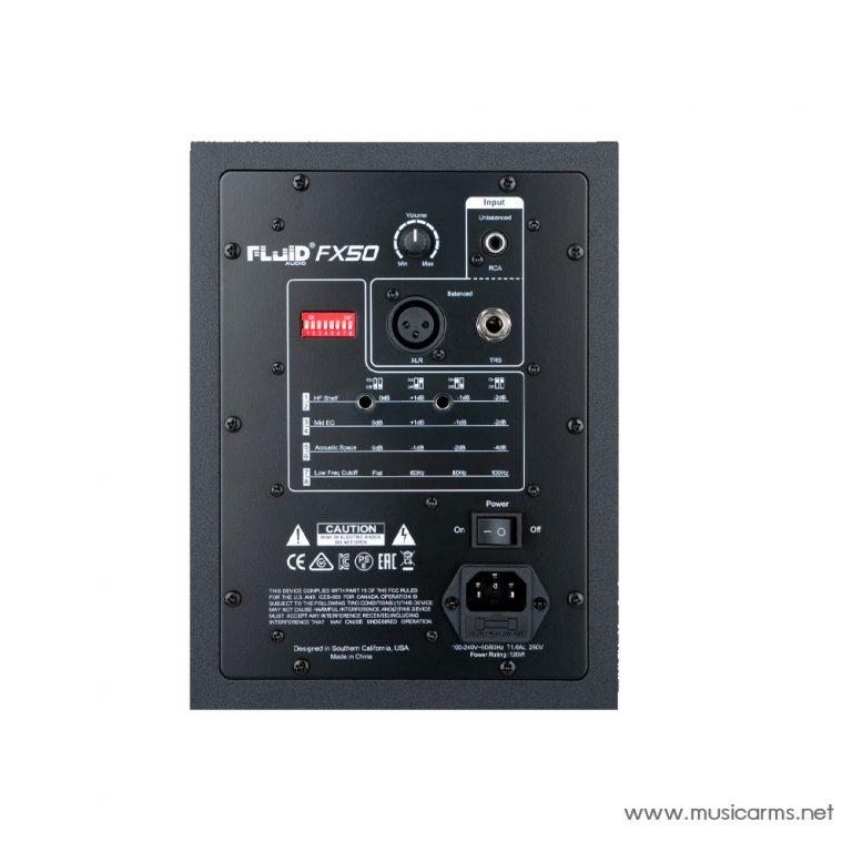 cover-fx50-studio-moniter-back ขายราคาพิเศษ