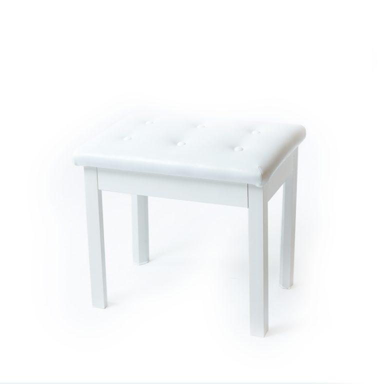 เก้าอี้เปียโนขาว ขายราคาพิเศษ