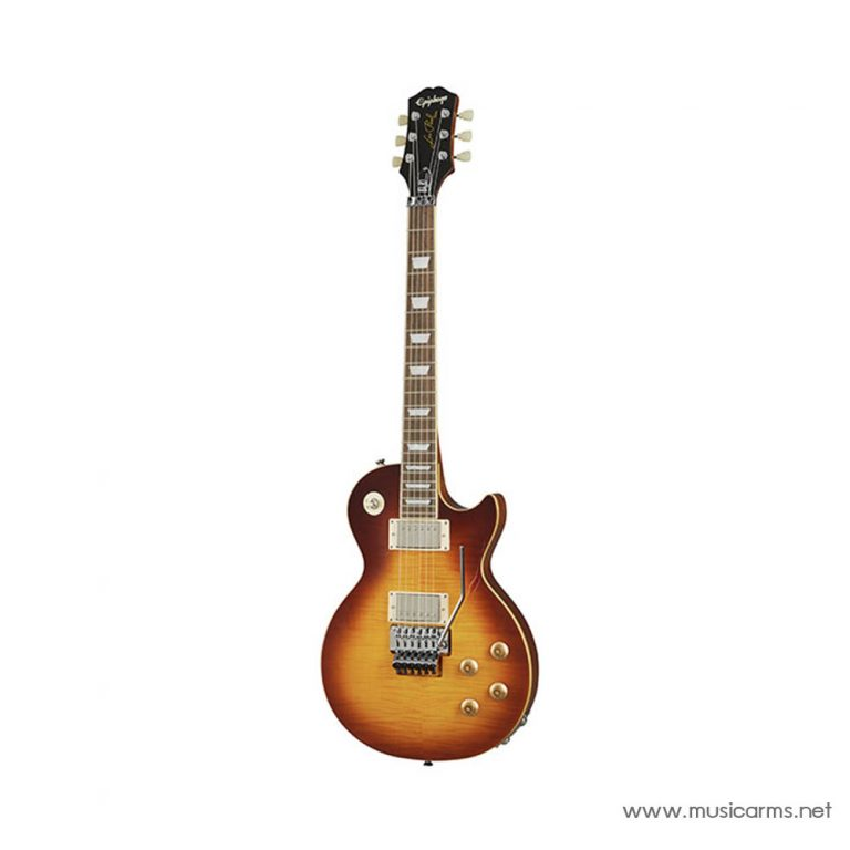 Epiphone Alex Lifeson Les Paul Standard Axcess Outfit Electric Guitar ขายราคาพิเศษ