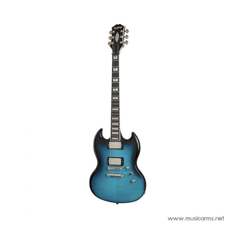 Epiphone SG Prophecy Blue Tiger Aged Gloss ขายราคาพิเศษ