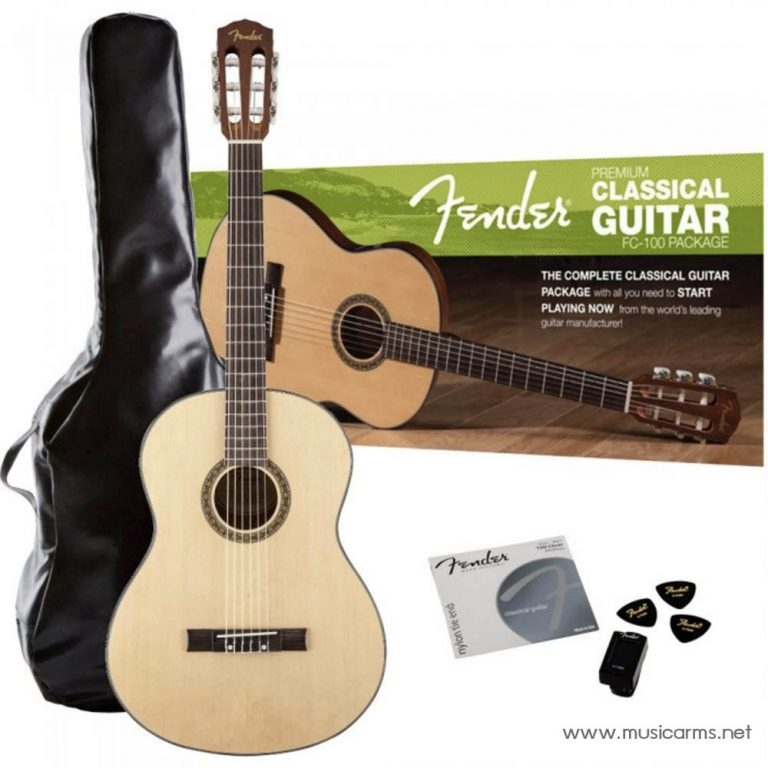 Fender FC-100 Pack ขายราคาพิเศษ