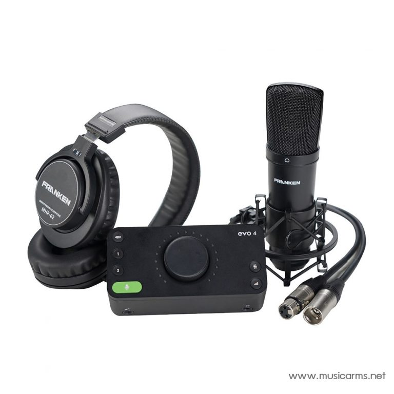 Franken Recording & Streaming Bundle ขายราคาพิเศษ