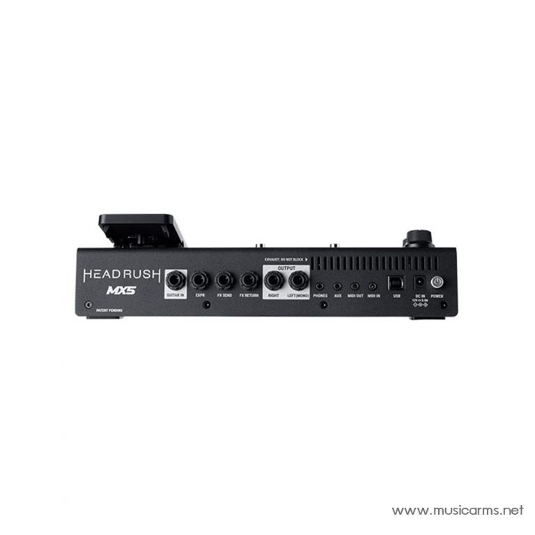 HeadRush MX5 input ขายราคาพิเศษ
