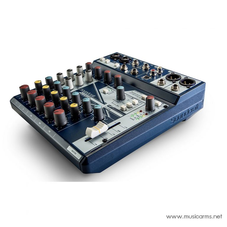 Soundcraft Notepad 8FX Mixer ขายราคาพิเศษ
