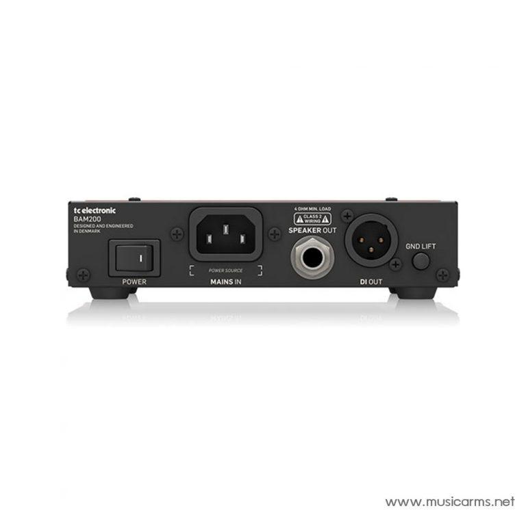 TC Electronic BAM200 input ขายราคาพิเศษ